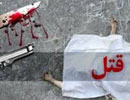 باز هم یک قتل ناموسی/ عکاس۴۵ساله به خاطر سوء ظن به همسرش او را کشت