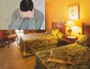 فیلمبرداری مخفیانه کارمند هتل از اتاق زوج جوان در هتلی در تهران