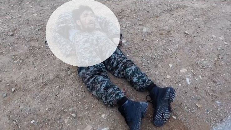 اعدام به شیوه هولناکی در سوریه توسط داعش +تصاویر(+۱۶)