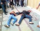 قتل هولناک زن جوان و برادرش توسط همسر زن با قمه