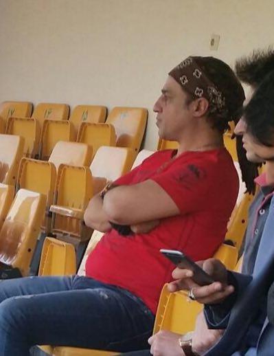 ضرب و شتم بازیگر پرسپولیسی در ورزشگاه استقلال اهواز
