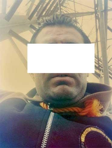 سلفی با طناب دار پیش از اعدام در سبزوار +تصاویر