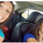 مرگ دلخراش دو دختر شاد در جاده   آخرین سلفی مرگ+عکس