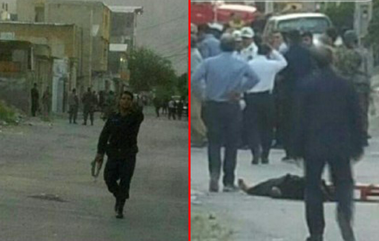 داعشی های مجهزبه جلیقه انفجاری درکرمانشاه به هلاکت رسیدند+ تصاویر