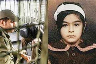 اعدام قاتل دختر ۶ساله در ملأعام / عکس قاتل و مقتول