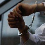 دستگیری پسر جوان داخل دبیرستان دخترانه در خیابان امیر کبیر تهران