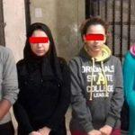 خانه فساد احمد و یاسمن و ارتباط های دیگر آنها لو رفت