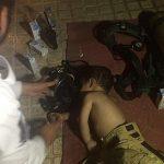 نجات 2 کودک در مسعودیه تهران از مرگ توسط آتشنشانها