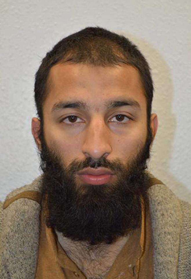 عامل حملات تروریستی لندن