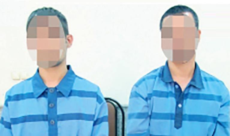 حکم برای 2 افغانی در تهران