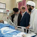 توضیحات روحانی مضروب درباره حادثه مترو شهرری