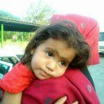 ملیکا دختر بچه ی گمشده مشهدی در اصفهان پیدا شد !