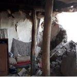 تصاویری از زلزله ۴.۹ ریشتری در شریبان آذربایجان شرقی