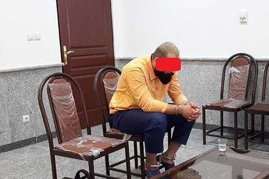 انتقال حمید صفت به زندان