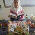 تشییع پیکر ملیکا لطفی با حضور گسترده مردم در هفتگل