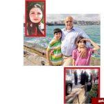 زندگی برزخی خانواده زن بلعیده شده درسیلاب خیابان پاسداران تهران!