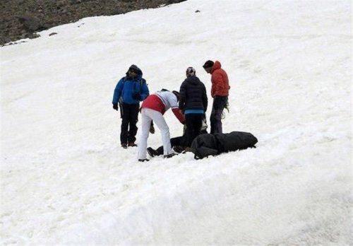 کوهنوردان مفقود شده در اشترانکوه