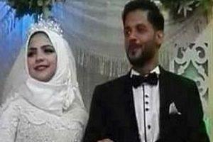 عروسی که به خانه بخت نرفته با کفن سفید بازگشت!
