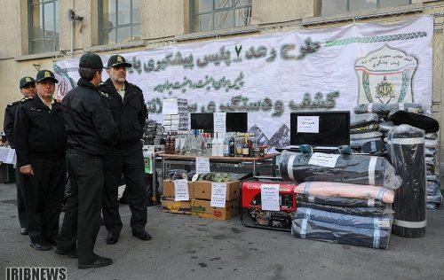 دستگیری ۴۰۳ سارق تهران