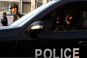 ماجرای زیرگرفتن یک خانم توسط ماشین پلیس در تهران!