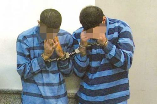 سرقت با لباس پاکبان شهرداری در تهران