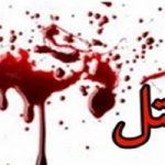قتل خواهرزاده در اسلام آباد غرب | قاتل خودکشی کرد