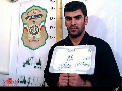 متهم آزار و اذیت زنان کرمانشاه