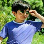 لحظههای تلخ مرگ پسربچه در آغوش پدر در بیمارستان شهر نور