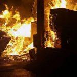 پدرکشی در بهشهر | پسر خانه پدریاش را آتش زد!