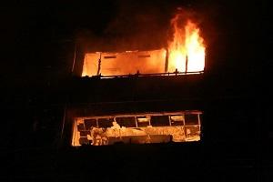 جزئیات مرگ دردناک سه کودک بر اثر آتش سوزی!