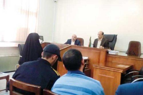 شهادت دختر 11 ساله برای قتل مادر