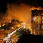 آتشسوزی هتل محل سکونت زائران ایرانی در نجف