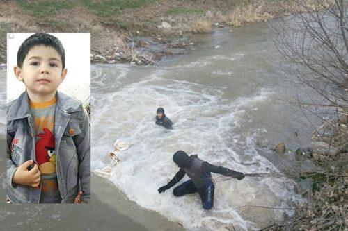 ناپدید شدن یک کودک در خلخال
