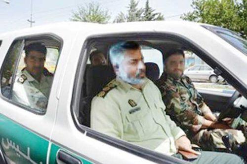 دستگیری مجرمان هزار چهره