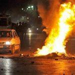 مرگ یک زن با شنیدن صدای مهیب انفجار مواد محترقه!