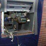 سرقت دو دستگاه خودپرداز در میرداماد تهران!!