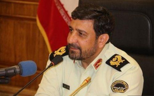 جنایت در میدان تلویزیون مشهد