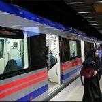 یک زن جوان در ایستگاه مترو میدان شهدا خودکشی کرد!