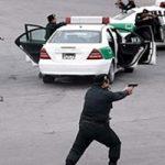 شهادت مامور نیروی انتظامی در درگیری قاچاقچیان مواد مخدر!