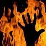 این زن تهرانی شوهرش را به طرز عجیبی به قتل رساند بعد آتشش زد!!