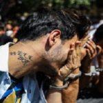 دستگیری دو اراذل و اوباش اینستاگرامی هوادار وحید مرادی!!