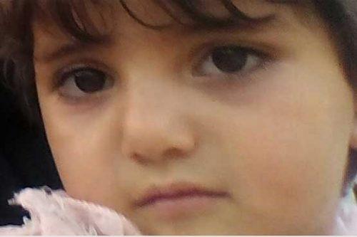 دختربچه گمشده در کرج