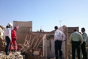ریزش ۳ ساختمان مسکونی در مشهد با ۱۰ نفر کشته!!