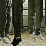 اعترافات تکان دهنده شش جوان محکوم به اعدام پای چوبه دار در مشهد!!