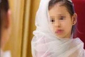 ممانعت از عروسی مشکوک دختر ۹ ساله با مرد بزرگسال در مشهد!!