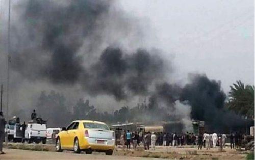 وقوع انفجار مرگبار در مسیر پیاده روی زائران اربعین حسینی!