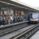 مرد ۶۰ ساله در ایستگاه مترو علم و صنعت خودکشی کرد!