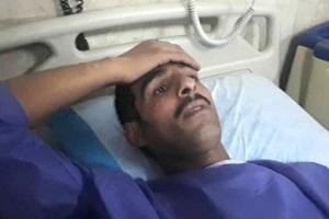 ضرب و شتم یک دستفروش توسط ماموران شهرداری در قزوین!!