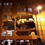 انفجار یک واحد مسکونی در اردبیل به دلیل نشت گاز