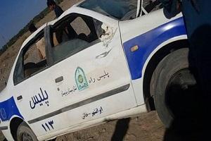 جزئیات حمله اشرار مسلح به پلیس راهور در ایرانشهر!